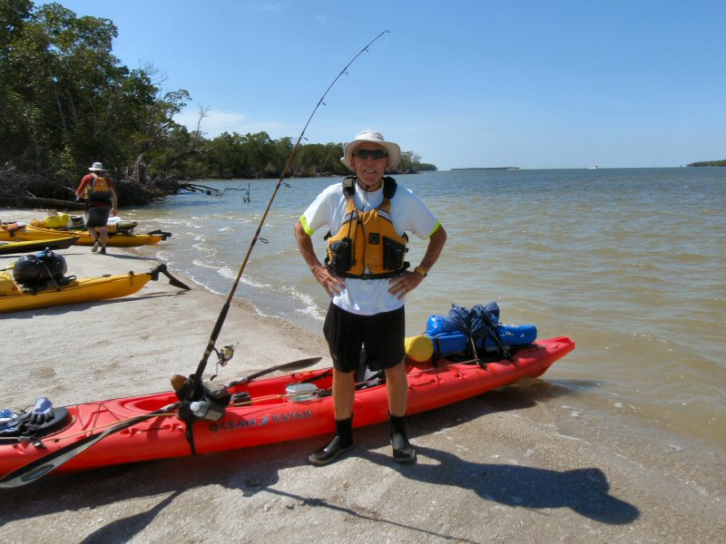 Islands To Camp On Near Everglades City